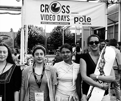 Cross Video Days LeLe Production Róża Misztela